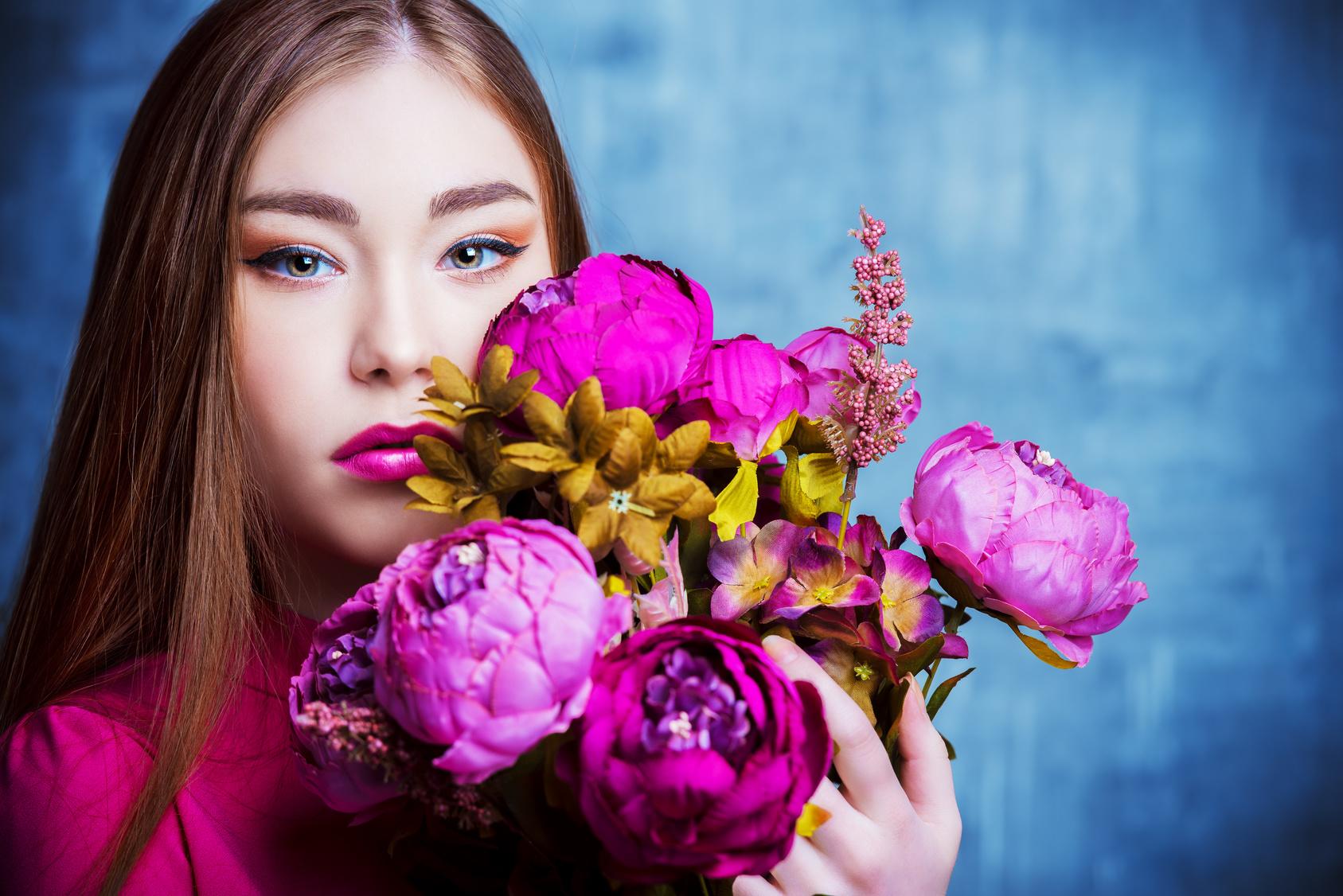 bright flowers cosmetics